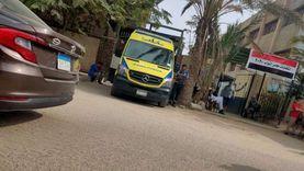 مصرع فتاة وإصابة 9 أخريات في حادث تصادم بالجيزة.. «كانوا في طريقهم للشغل»
