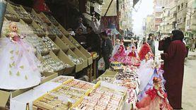 """انتعاشة في مبيعات """"حلوى المولد"""" بالساعات الأخيرة من الاحتفال"""