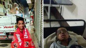 """والد طفل نجع حمادي ضحية الاحتفال بفوز الأهلي: انتظر مكالمة من """"الخطيب"""""""