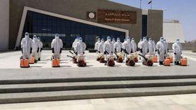 متحف شرم الشيخ يستعد لاستقبال السياح في العيد بحملة تعقيم موسعة