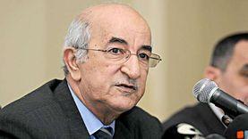الرئيس الجزائري: جيران ليبيا هم أكثر المعنيين بمساعدتها
