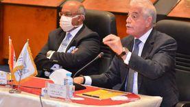 محافظ جنوب سيناء يناقش توطين الاستثمارات التجارية بالمحافظة