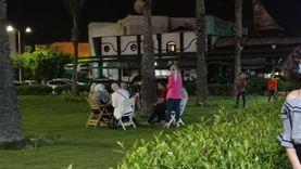 حيل أهالي بورسعيد لقضاء إجازة العيد بعد إغلاق الشواطئ والمتنزهات