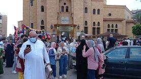 إمام مسجد ببورسعيد يحذر المواطنين: ابتعدوا عن أماكن التكدس والتجمعات