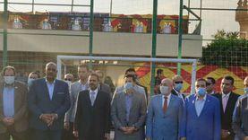 وزير الشباب: المصريون سيضربون أروع الأمثلة الرياضية خلال مباراة القمة