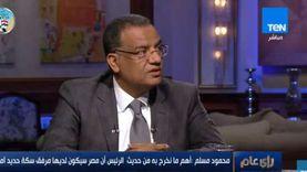 مسلم عن تأثير السوشيال ميديا في مصر: ظهر واضحا في انتخابات البرلمان