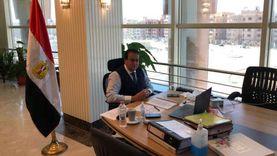 وزير التعليم العالي يشيد بدعم البنك الدولي لخطط التنمية في مصر