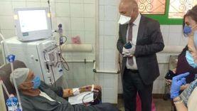 تعافي 43 حالة جديدة من فيروس كورونا بمستشفيات العزل بالغربية