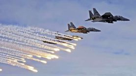 طائرات إسرائيلية تستهدف مواقع لحماس في جنوب غزة