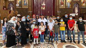 روشتة البابا تواضروس من أجل «مواطن صالح»: نحيا بحب الله والوطن (صور)
