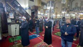 أول صلاة تراويح في رمضان 2021 بمساجد مصر