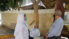 ممرضة على أبواب لجنة ببولاق: الناخب اللي حرارته عالية مبيدخلش