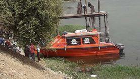 غرق تلميذين أثناء الاستحمام في النيل بسوهاج