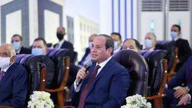 السيسي: مصر حريصة على المشاركة في مبادرات تمكين المرأة والارتقاء بها