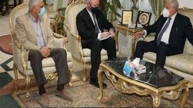 سفير نيوزيلندا بمصر يشيد بالمقاصد السياحية بجنوب سيناء