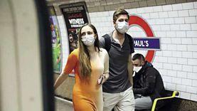 بريطانيا تسجل 6 آلاف إصابة بكورونا ومظاهرات ضد الإغلاق