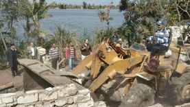 الري: إحالة 105 محاضر تعدي على المجاري المائية للنيابة العسكرية