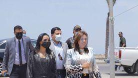 افتتاح فرع «القومي للمرأة» بدمياط.. ومايا مرسي: الدولة تدعم السيدات