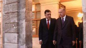 5 دول تطالب الأمم المتحدة بعدم تسجيل مذكرة التفاهم بين تركيا والسراج