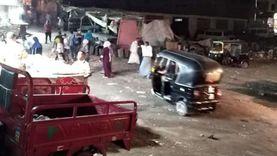 السيطرة على حريقين أحدهما نشب بمدينة نصر والآخر في مصر الجديدة