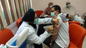 «صحة قنا»: تطعيم أكثر من 7000 مواطن بلقاح كورونا