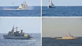 مصر واليونان تنفذان تدريباً بحرياً عابراً ببحر إيجه