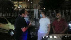 """نائب محافظ الإسكندرية يقود حملة ليلية لضبط """"النباشين"""""""