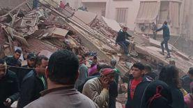 محافظ الغربية يأمر بمساعدات لضحايا عقار المحلة ويتفقد مستشفى الحميات