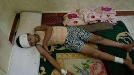ضربه لمدة 3 أيام.. جار «فارس» حطم جمجمته.. وأم الضحية: ضنايا هيروح مني