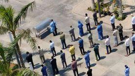 ضوابط صلاة الجنازة بالمساجد في زمن كورونا