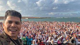 دنيا عبدالعزيز: أنا عبيطة في صرف الفلوس.. ومفيش حاجة فارقة معايا