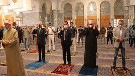 محافظ جنوب سيناء يهنئ الرئيس السيسي والشعب المصري بعيد الفطر