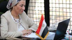 مصر والمملكة المتحدة تناقشان الجهود المشتركة لمواجهة تغير المناخ