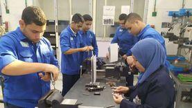 مدرسة العربي للتكنولوجيا التطبيقية تحقق 9 مراكز متقدمة على الجمهورية