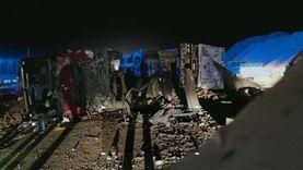 عاجل.. «النيابة العامة» تكشف تفاصيل التحقيق في حادث الكريمات