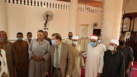 افتتاح 6 مساجد بتكلفة 15 مليون جنيه في كفر الشيخ