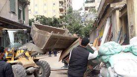 «غابت الدراسة فافترشها الباعة».. الإسكندرية تواجه احتلال أسوار المدارس