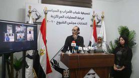 """""""شباب الأحزاب والسياسيين"""": إقبال متزايد في ثاني أيام انتخابات الشيوخ"""
