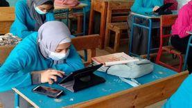 غدا.. طلاب الصف الثاني الثانوي يؤدون امتحاني «اللغة العربية والجبر»