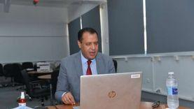 ختام دورة إعداد المعلم الجامعي في جامعة أسيوط