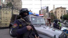ضبط مسؤول مخزن غير مرخص يبيع مواد غذائية مجهولة المصدر بمدينة نصر
