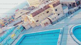 «السياحة»: حمامات سباحة الفنادق والشواطئ الخاصة تعمل بشروط
