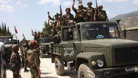 الجيش السوري يستهدف محيط النقطة التركية بريف جسر الشغور