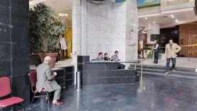 محمد يحيى: مكتب الشهر العقاري بنقابة الصحفيين يعمل من السبت للخميس