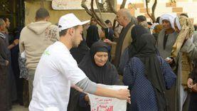 75 جمعية أهلية توزع لحوم الأضاحي على 11 ألف أسرة بالدقهلية