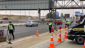 تعرف على الحالة المرورية في القاهرة والجيزة وأماكن الكثافات
