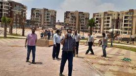 الانتهاء من تنفيذ 1128 وحدة بمشروع دار مصر المرحلة الثانية بمدينة بدر