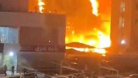 الخميس الصاخب.. بدأ بالتحفظ على أموال محمد رمضان وانتهى بحريق المرج