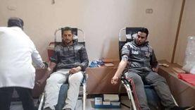 «إيدي في إيدك».. حملة أهلية للتبرع بالدم بمدينة تلا في المنوفية