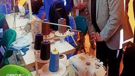 محافظ مطروح يتفقد فعاليات مبادرة الرئيس «مهنتك مستقبلك» بسيوة